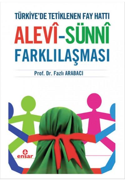 Türkiyede Tetiklenen Fay Hattı Alevi Sünni Farklılaşması