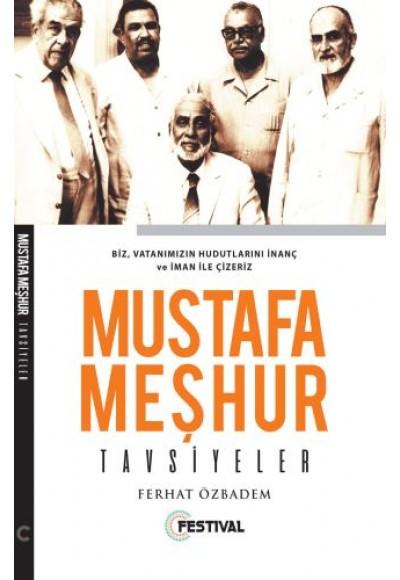 Mustafa Meşhur Tavsiyeler