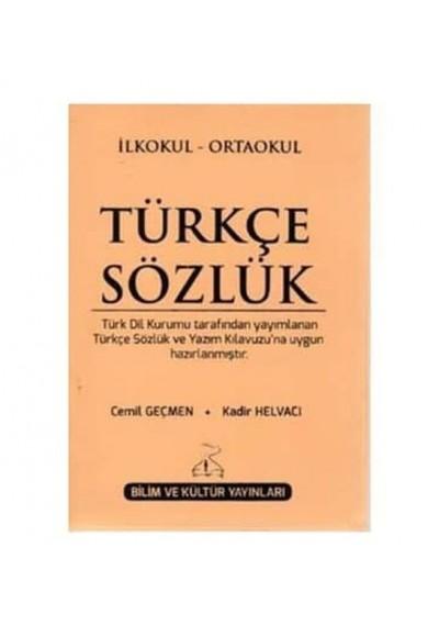 İlkokul Ortaokul Türkçe Sözlük