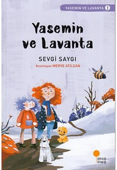 Yasemin ve Lavanta 01 Yasemin ve Lavanta