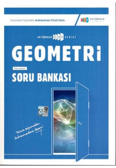 Antrenman Plus Serisi Geometri Konu Özetli Soru Bankası