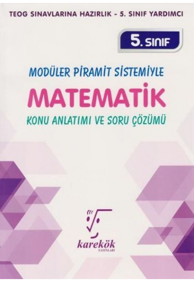 Karekök 5. Sınıf Matematik Konu Anlatımlı