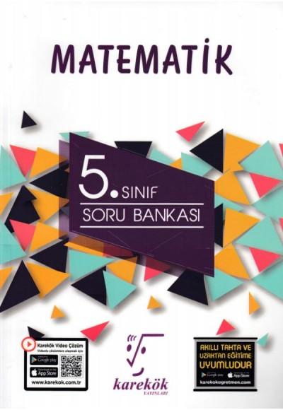 Karekök 5. Sınıf Matematik Soru Bankası Yeni