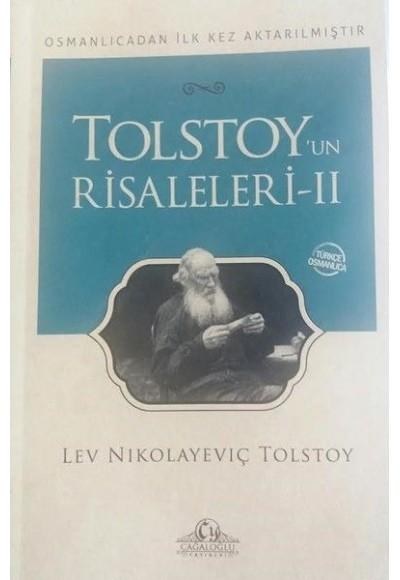 Tolstoy'un Risaleleri 2