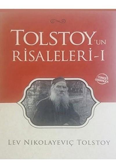 Tolstoy'un Risaleleri 1 - Türkçe-Osmanlıca