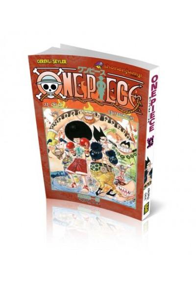 One Piece 33. Cilt Davy Back Fight