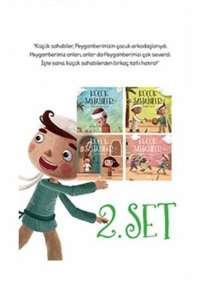Küçük Sahabiler Set 2 4 Kitap