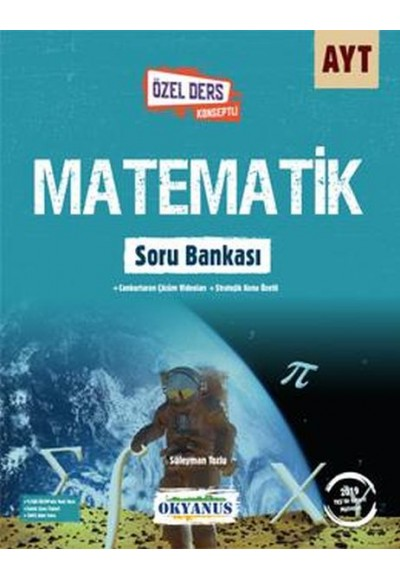 Okyanus YKS Matematik Soru Bankası