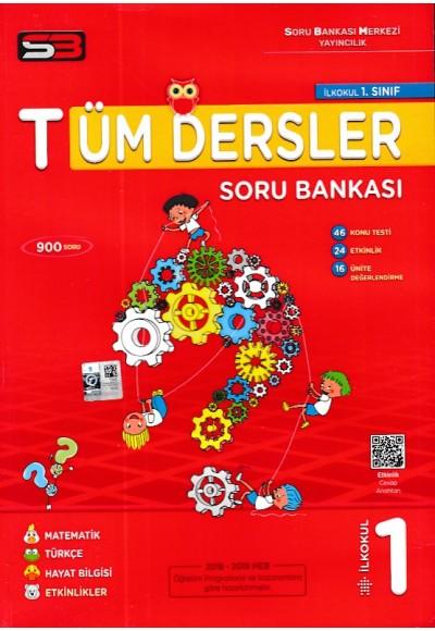 SBM 1. Sınıf Tüm Dersler Soru Bankası Yeni