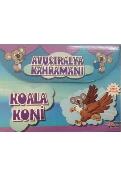 Koala Koni Avustralya Kahramanı 8 Kitap