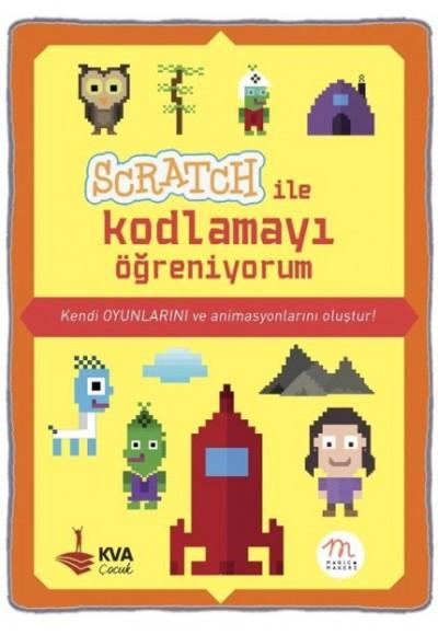 Scratch ile Kodlamayı Öğreniyorum Ciltli