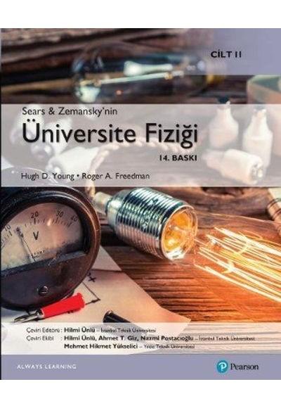 Sears ve Zemansky'nin Üniversite Fiziği Cilt 2