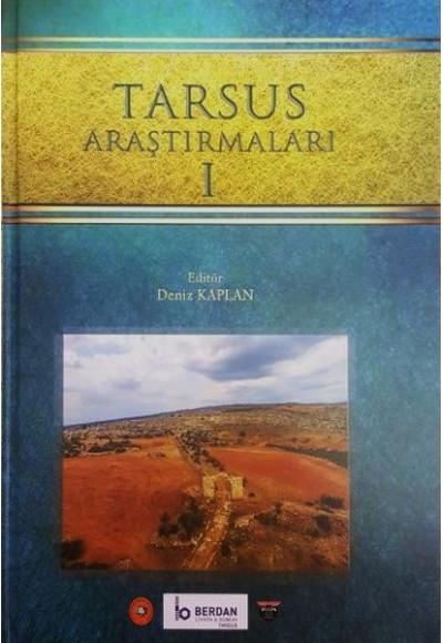 Tarsus Araştırmaları 1 - Ciltli