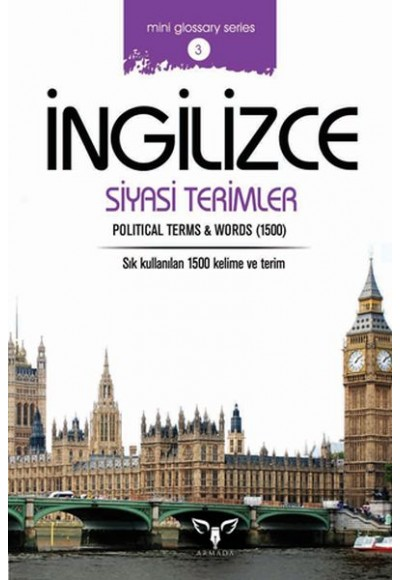 İngilizce Siyasi Terimler (Mini Glossary Series 3)