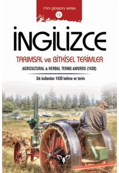 İngilizce Tarımsal ve Bitkisel Terimler Mini Glossary Series 12