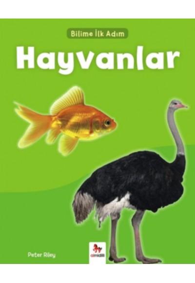 Bilime İlk Adım Hayvanlar
