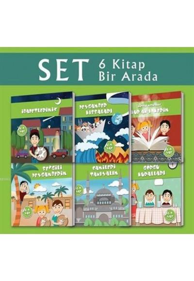 6 9 Yaş Eğitim Seti 6 Kitap