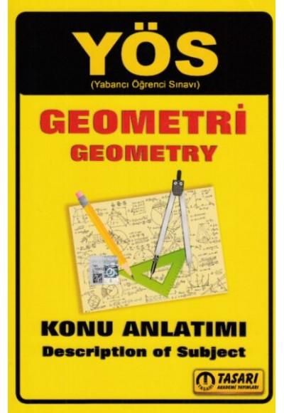 Tasarı YÖS Geometri Konu Anlatımı (Yeni)