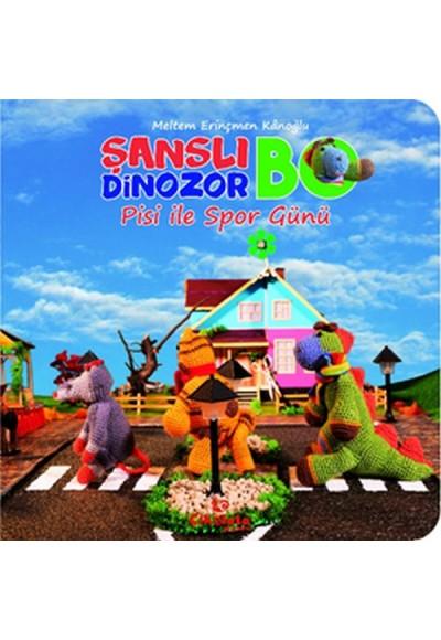 Şanslı Dinozor Bo Pisi ile Spor Günü