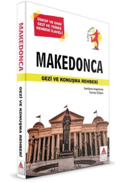 Delta Kültür Makedonca Gezi ve Konuşma Rehberi