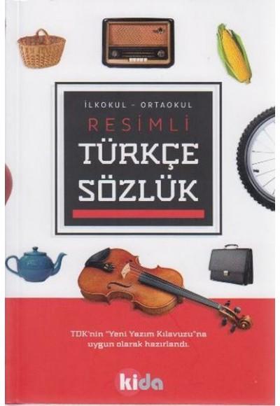 Kida Resimli Türkçe Sözlük Yeni