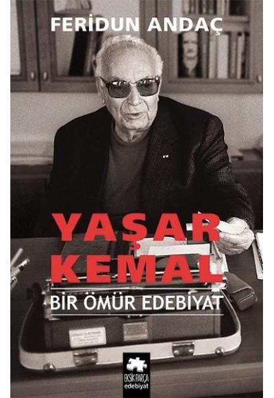 Yaşar Kemal Bir Ömür Edebiyat Ciltli