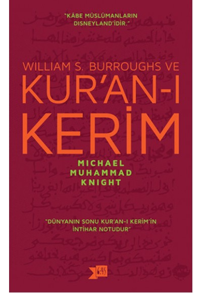 William S. Burroughs ve Kuran-ı Kerim