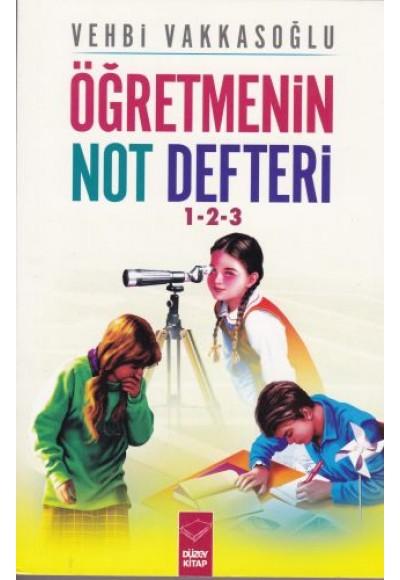 Öğretmenin Not Defteri 1 2 3