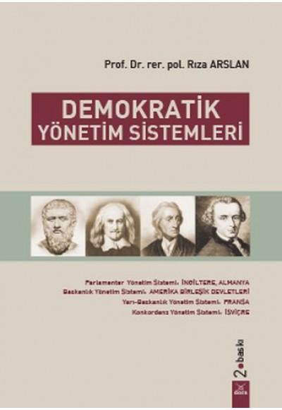 Demokratik Yönetim Sistemleri