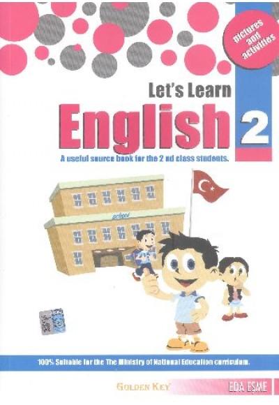 Let's Learn Engilish 2 İlkokul 2. Sınıf İngilizce