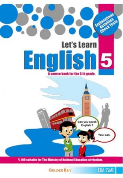 Let's Learn Engilish 5 Ortaokul 5. Sınıf İngilizce