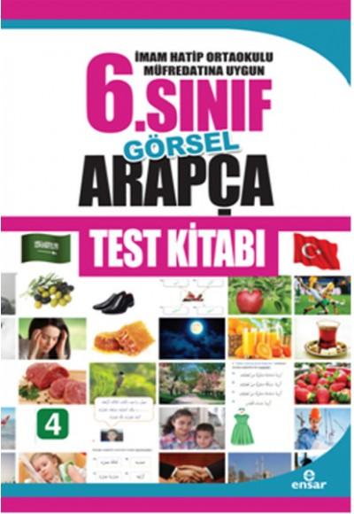 6. Sınıf Görsel Arapça Test Kitabı