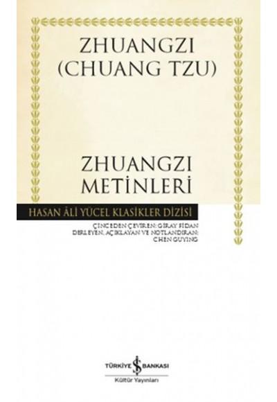 Zhuangzi Metinleri - Ciltsiz