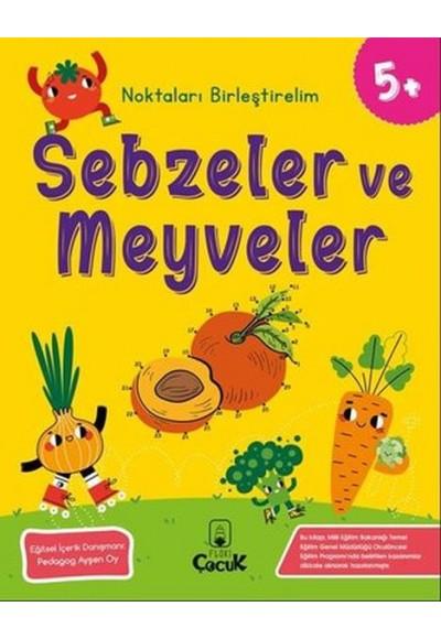 Noktaları Birleştirelim - Sebzeler ve Meyveler
