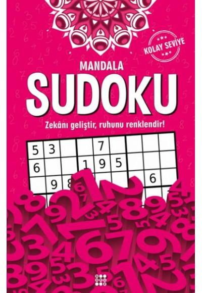 Mandala Sudoku Kolay Seviye