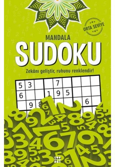 Mandala Sudoku Orta Seviye