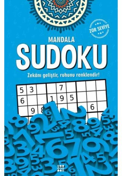 Mandala Sudoku Zor Seviye