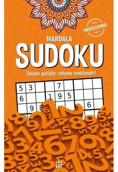 Mandala Sudoku Profesyonel