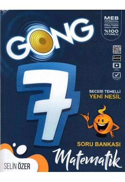 Gong 7. Sınıf Matematik Beceri Temelli Yeni Nesil Soru Bankası