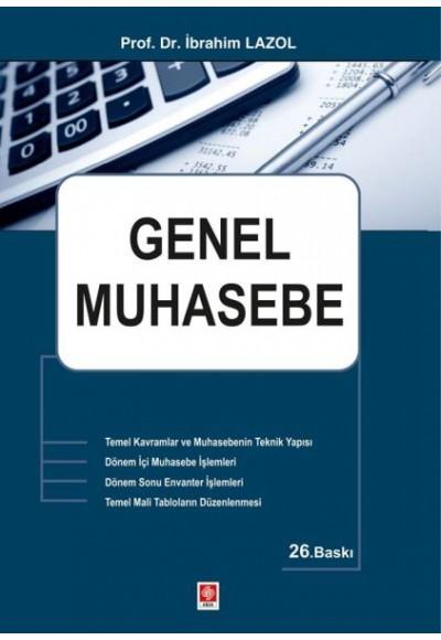 Genel Muhasebe (İbrahim Lazol)