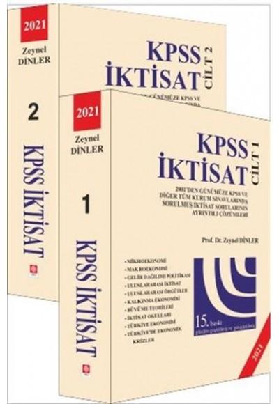 2021 KPSS İktisat (2 Cilt Takım)