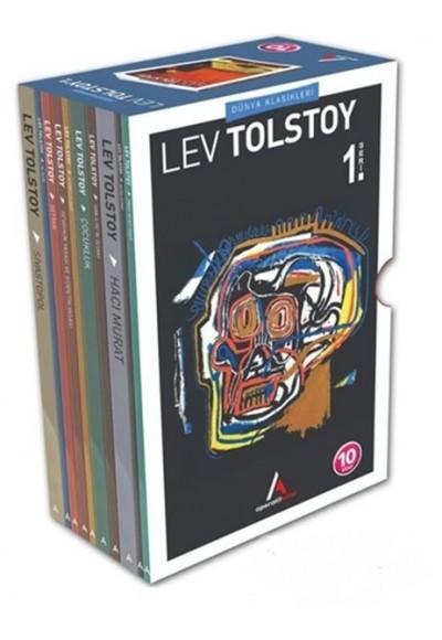 Tolstoy Set 1 Dünya Klasikleri 10 Kitap