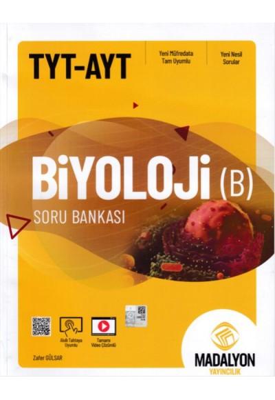 Madalyon TYT AYT Biyoloji Soru Bankası B