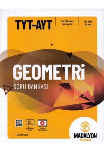 Madalyon TYT AYT Geometri Soru Bankası