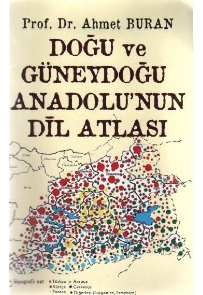 Doğu ve Güneydoğu Anadolu'nun Dil Atlası Harita