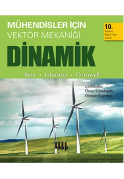 Mühendisler için Vektör Mekaniği Dinamik 10. Metrik Baskıdan Çeviri