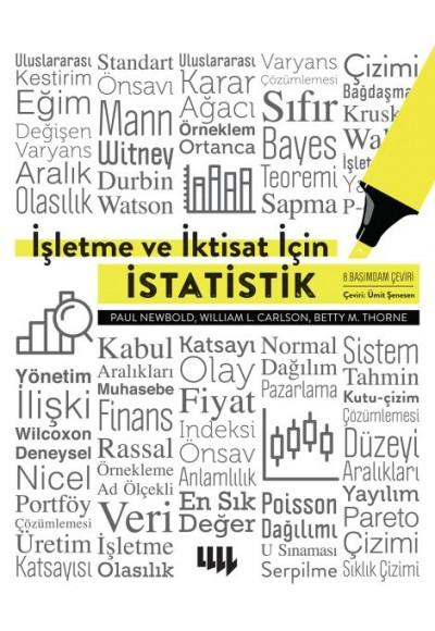 İşletme ve İktisat için İstatistik Ciltli