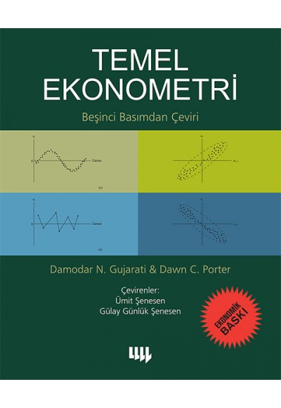 Temel Ekonometri 5. Basımdan Çeviri Ekonomik Baskı