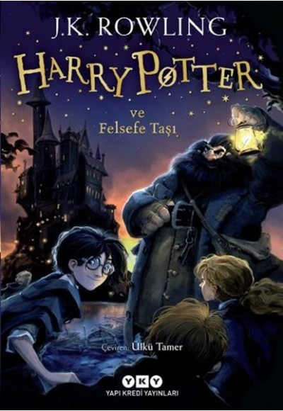 Harry Potter 1 - Harry Potter ve Felsefe Taşı