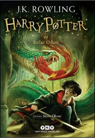 Harry Potter 2 Harry Potter ve Sırlar Odası